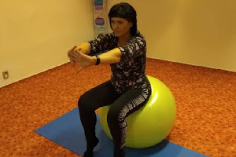 Cvičení na míčích