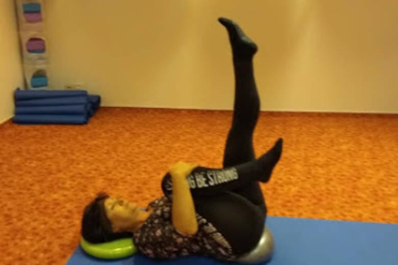 Pilates zdravá záda