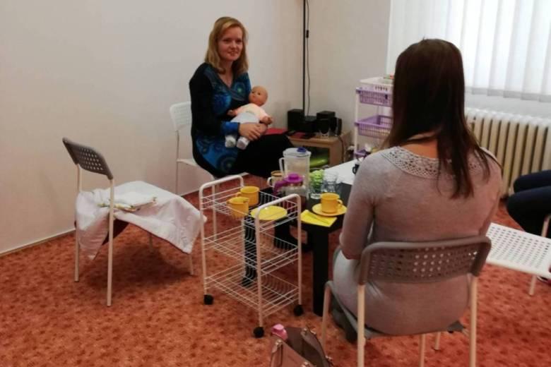 Přednášky pro těhotné a kurzy první pomoci – online